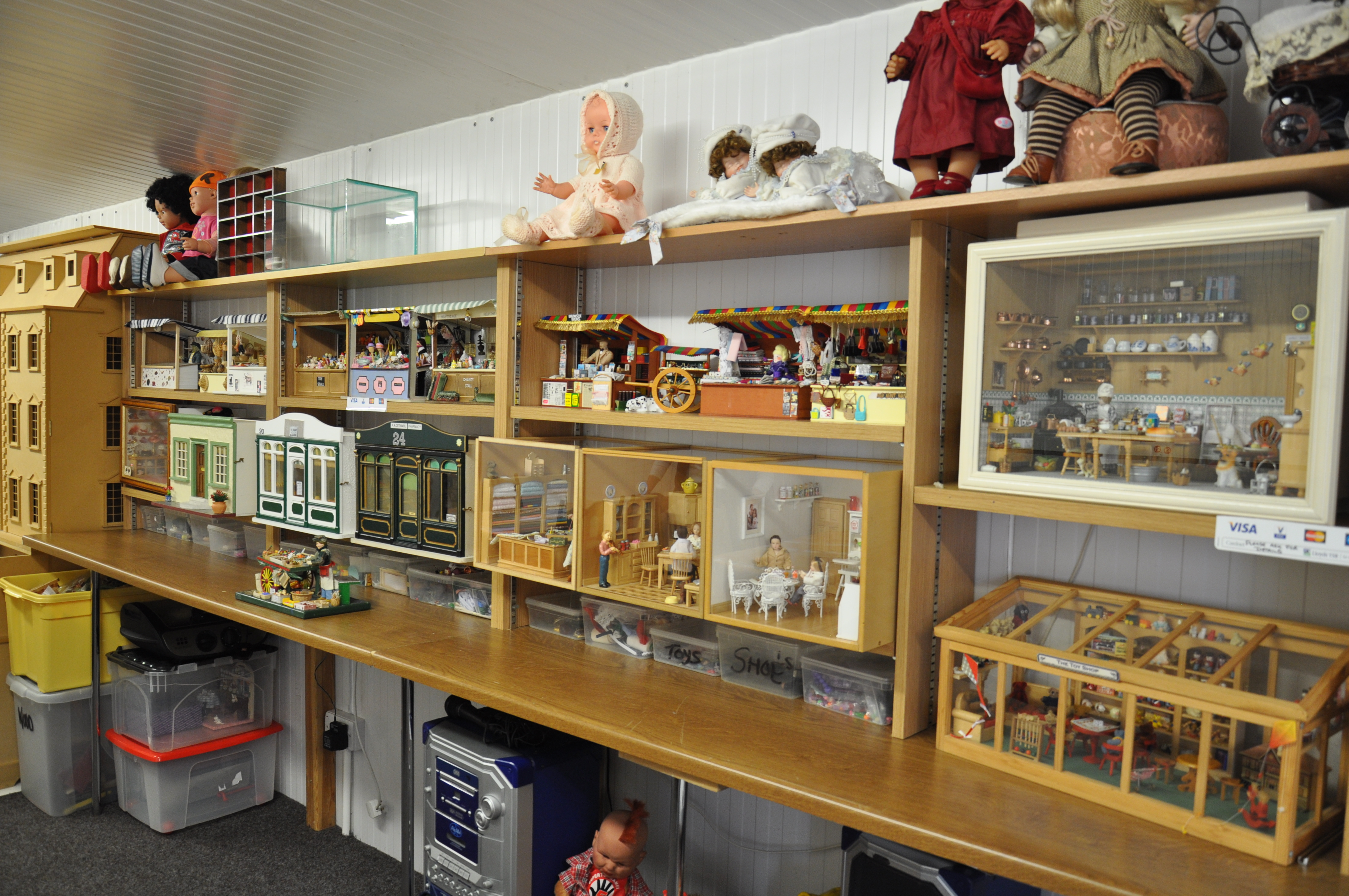 Dolls Houses for Sale